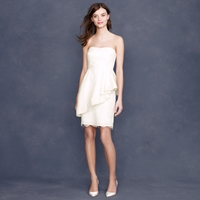J.Crew Cha Cha Dress In Lace