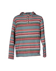 Faherty Sweatshirts Deep Jade
