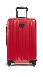 Tumi International Expandable Carry On Hot Pink