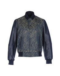Carven Coats And Jackets Jackets Dark Blue