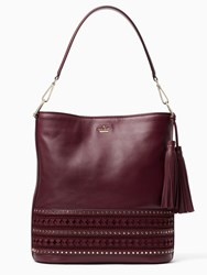 Kate Spade Basset Lane Cobie Cherry Wood