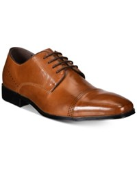 Unlisted By Kenneth Cole Lesson Plan Oxfords Shoes Cognac