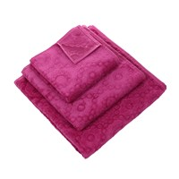 Designers Guild Melusine Cassis Towel Bath Towel
