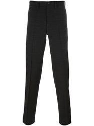 Issey Miyake Men Classic Tailored Trousers Black
