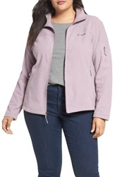 Columbia Plus Size Women's Fast Trek Ii Fleece Jacket Sparrow