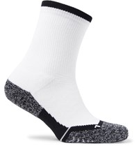 Nike Tennis Elite Crew Dri Fit Socks White