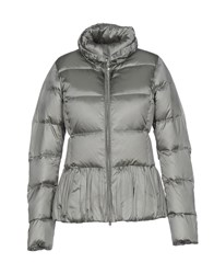 Ralph Lauren Black Label Down Jackets Grey