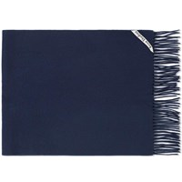 Acne Studios Canada Narrow New Scarf Blue