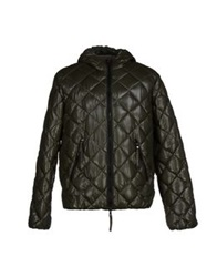 Guess By Marciano Jackets Military Green