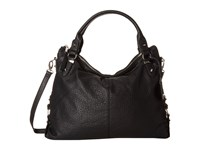 Jessica Simpson Mara Crossbody Tote Black Satchel Handbags