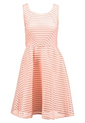 Minimum Rosalina Summer Dress Chalk Pink Rose
