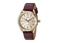 Citizen Fe6083 05P Drive Burgundy Watches