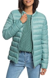 Roxy Endless Dreaming Puffer Coat Trellis