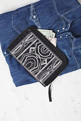 Free People Through The Line Wallet