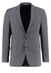 Karl Lagerfeld Suit Jacket Grey