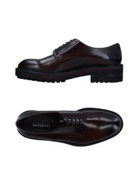 Fratelli Rossetti Lace Up Shoes Dark Brown