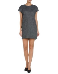 Adidas Slvr Short Dresses Grey