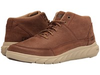 Caterpillar Kvell Brown Men's Lace Up Casual Shoes