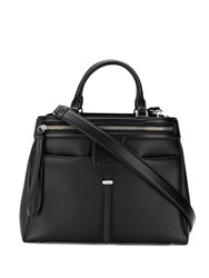 Tod's Thea Shoulder Bag Black
