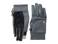 Columbia Trail Summit Running Glove Graphite Extreme Cold Weather Gloves Gray