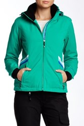 Obermeyer Carlie Jacket Green