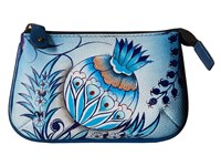 Anuschka 1107 Bewitching Blues Coin Purse