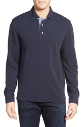 Men's Brooks Brothers Long Sleeve Pique Polo
