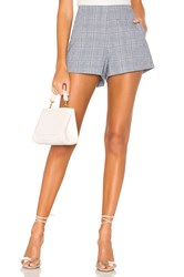 Cupcakes And Cashmere Vinson Short Gray