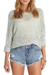 Billabong Women's Dance With Me Knit Sweater