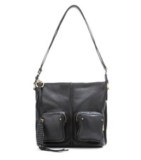 See By Chloe Leather Crossbody Bag Black