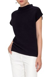 Akris Punto Women's Stretch Cotton Sweater