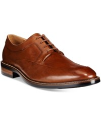 Cole Haan Men's Warren Apron Toe Oxfords Men's Shoes Tan