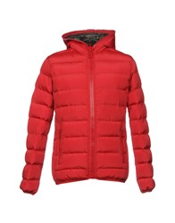Fk Project F K Jackets Red