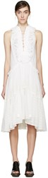 Chloe White Bohemian Dress