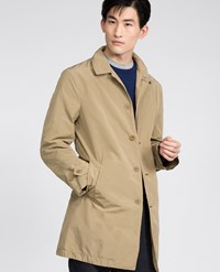 Aspesi Raincoat Lemon Beige