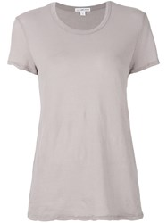 James Perse Basic T Shirt Nude And Neutrals