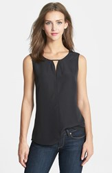 Nic Zoe Women's Keyhole Top