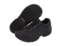 Keen Utility Ptc Dress Oxford Black Men's Industrial Shoes