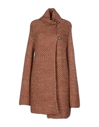 Toy G. Cardigans Brick Red