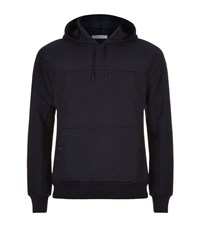 Sandro Freeride Hooded Sweater Male Black