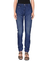 Blauer Denim Denim Trousers Women