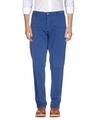 Trussardi Jeans Casual Pants Blue