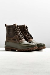 Sperry Decoy Boot Olive