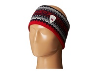 Dale Of Norway Kongsvollen Headband Navy Off White Raspberry Headband Black