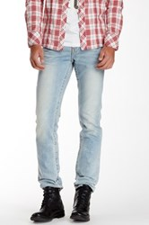 True Religion Flap Pocket Basic Skinny Jean Blue