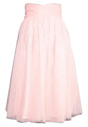 Little Mistress Aline Skirt Pink Rose