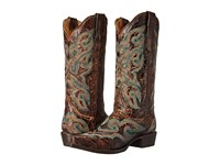 Stetson Jess Distressed Brown Boots