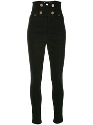 Alice Mccall Shut The Front J'adore Jeans Black