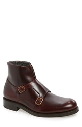 Wolverine Men's Myles Double Monk Strap Boot