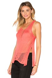 Lamade Emely Tank Coral